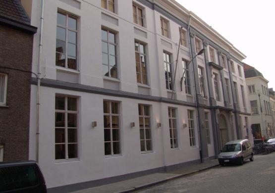 Renovatie kantoren Excentis Gent
