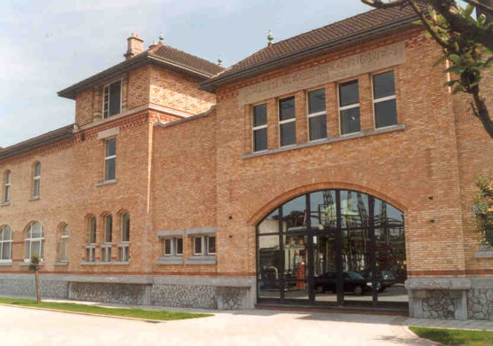 Renovatie administratieve gebouwen Electrabel Langerbrugge