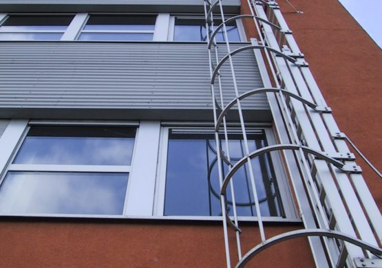 Verbouwen administratief gebouw electrabel Rodenhuize