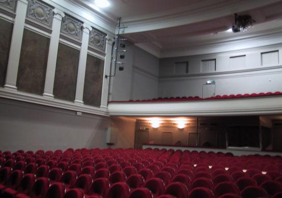 Renovatie Muziekconservatorium Gent
