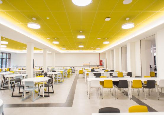 Uitbreiding studentenrestaurant Odisee Gent