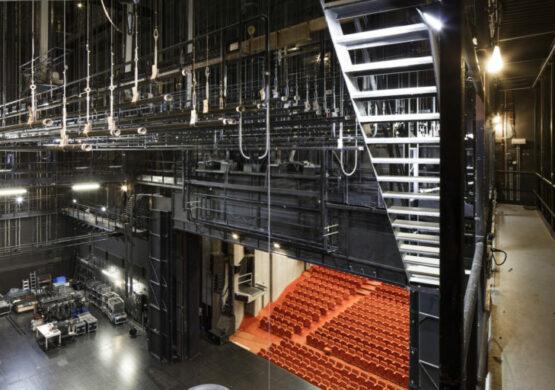 Theatertoren De Singel Antwerpen